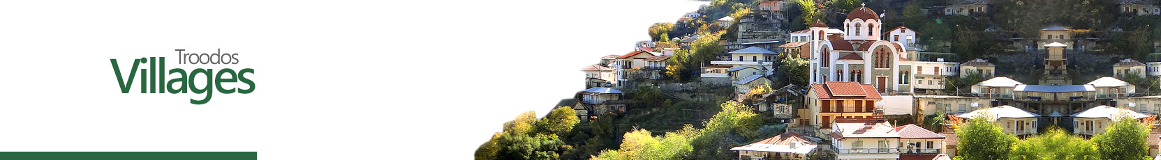 Green Troodos Villages
